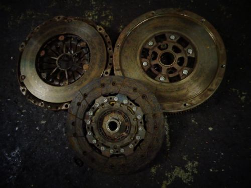 ASTRA SRI TURBO Z20LER DUAL MASS FLYWHEEL & CLUTCH KIT